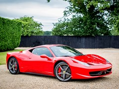 Navigate to Lot 201 - 2012 Ferrari 458 Italia