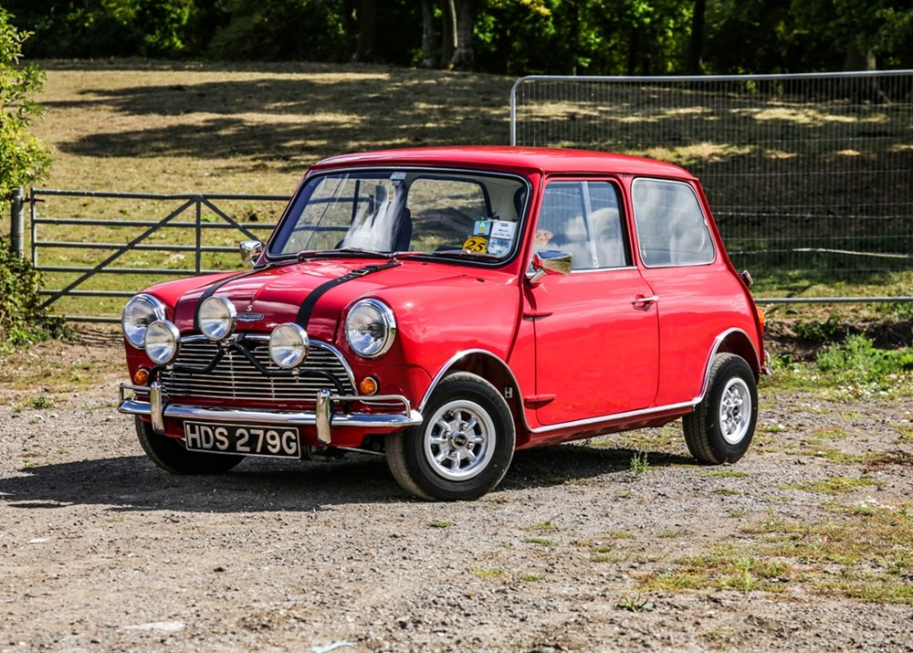 Lot 252 - 1990 Rover Mini 'The Italian Job'