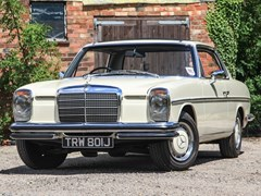 Navigate to Lot 282 - 1971 Mercedes-Benz 250 CE