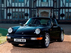 Navigate to Lot 175 - 1991 Porsche 911/964 Carrera 2 Targa