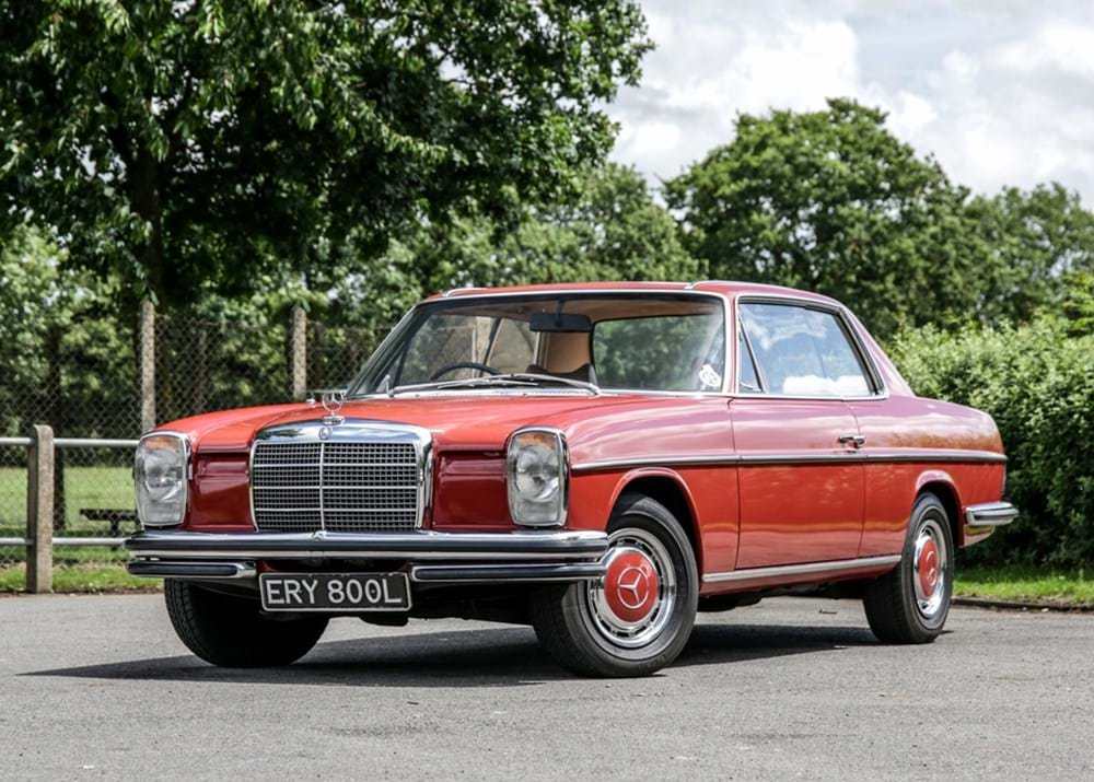 Lot 120 - 1972 Mercedes-Benz 280 CE
