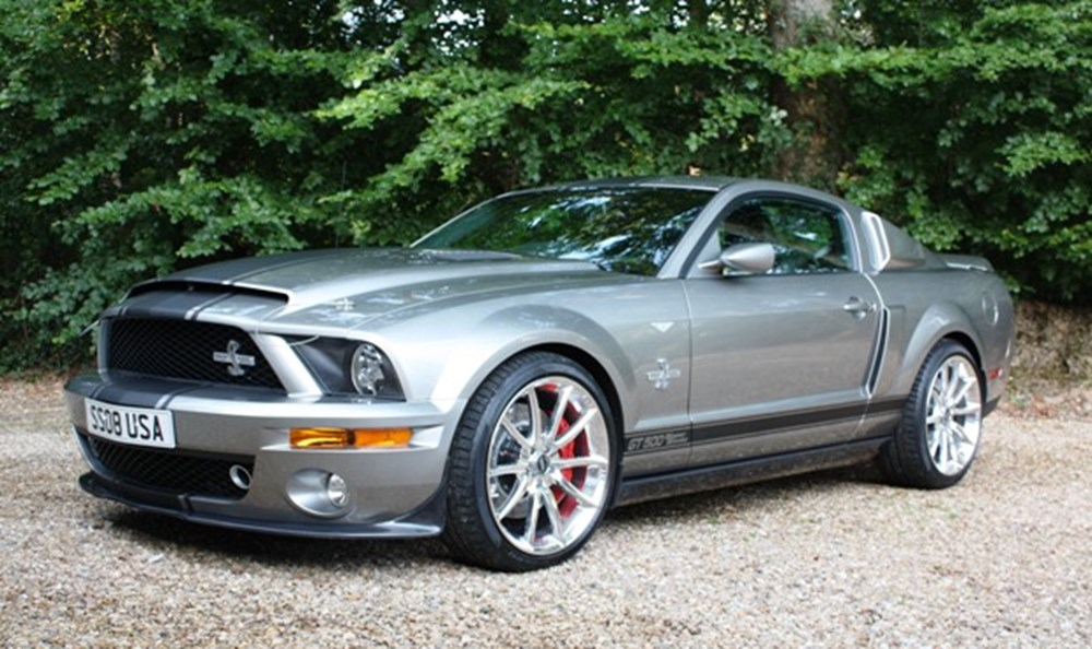 2008 shelby supersnake classic sports car auctioneers. Black Bedroom Furniture Sets. Home Design Ideas