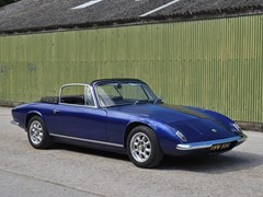 Navigate to Lot 194 - 1969 Lotus Elan Plus 2 Convertible