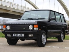 Navigate to Lot 131 - 1993  Range Rover LSE