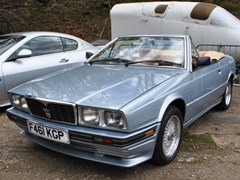 Navigate to Lot 374 - 1983 Maserati Bi-Turbo Spyder