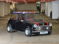 Navigate to Lot 147 - 1969 Morris Mini Cooper S Mk. II