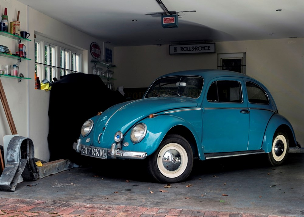 Lot 322 - 1961 Volkswagen Beetle