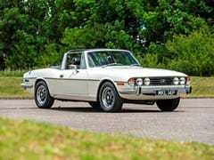 Navigate to Lot 245 - 1976 Triumph Stag