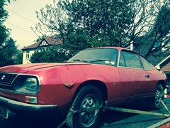 Navigate to Lot 446 - 1972 Lancia Fulvia Sport by Zagato (Series II)