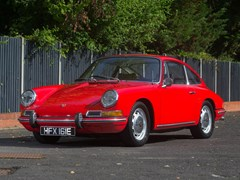 Navigate to  1967 Porsche 912 *WITHDRAWN*
