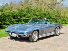 Navigate to Lot 184 - 1966 Chevrolet Corvette C2 Stingray