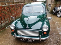 Navigate to Lot 341 - 1956 Morris Minor