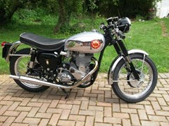 Navigate to Lot 246 - 1963 BSA DBD34GS Goldstar