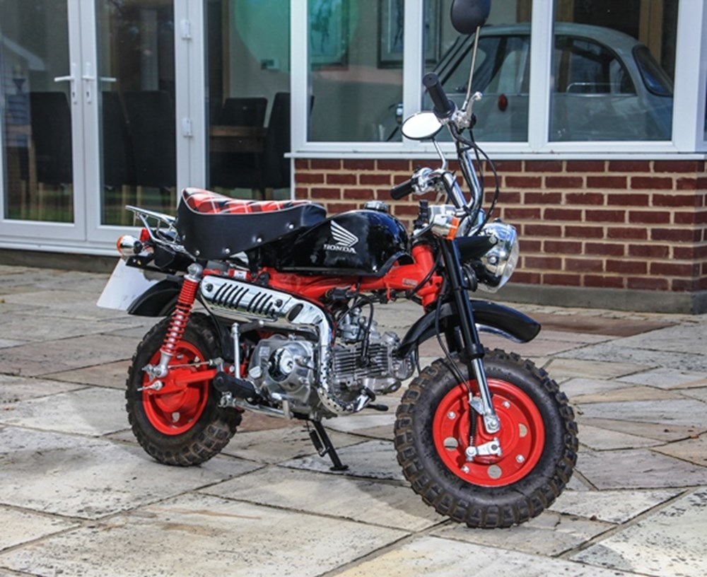 Lot 102 - 2007 Honda Monkey Bike '40th Anniversary Edition'
