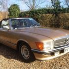 1983 Mercedes Benz 500SL Roadster -