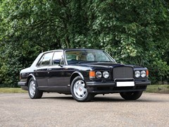 Navigate to Lot 255 - 1990 Bentley Turbo R