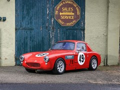 Navigate to Lot 323 - 1961 Austin-Healey Sprite Mk. I