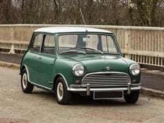 Navigate to Lot 125 - 1967 Morris Mini Cooper Mk. I