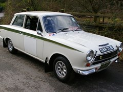 Navigate to Lot 261 - 1964 Ford Lotus Cortina Mk. 1