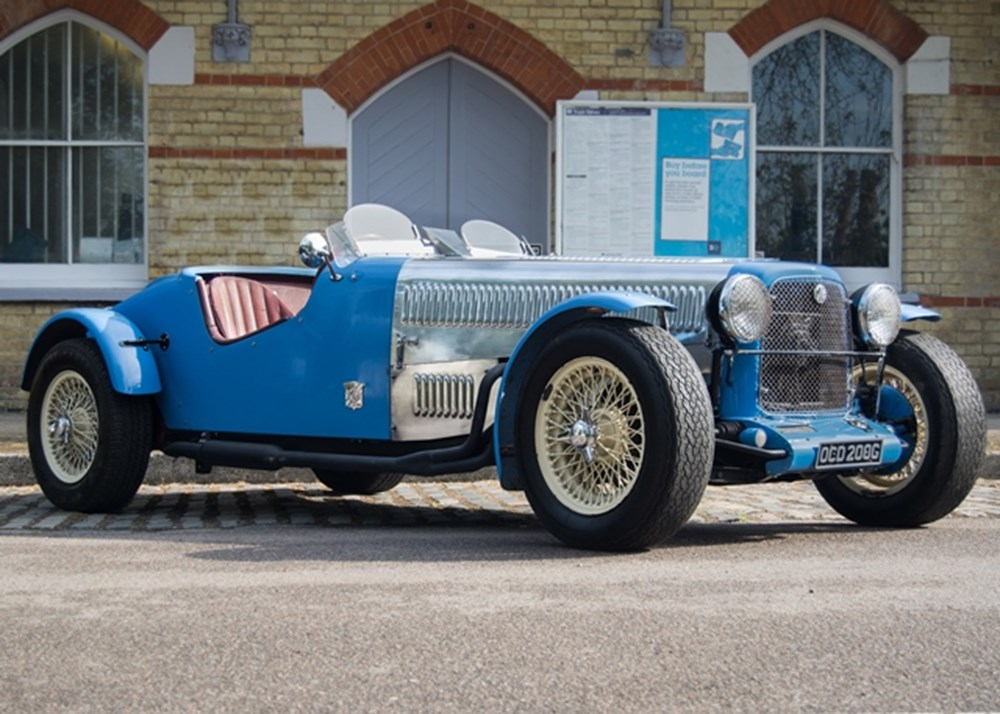Lot 254 - 1969 MG Roadster by NG