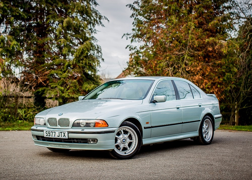 Lot 269 - 1998 BMW 528SE 'Ex-Sir Norman Wisdom OBE'