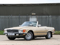 Navigate to Lot 265 - 1980 Mercedes-Benz 280 SL Roadster