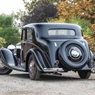 REF 123 1936 Bentley 4¼ litre Saloon by Park Ward -