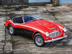 Navigate to Lot 160 - 1960 Austin-Healey 3000 Mk. I