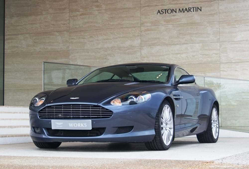 Lot 118 - 2007 Aston Martin DB9 Coupé