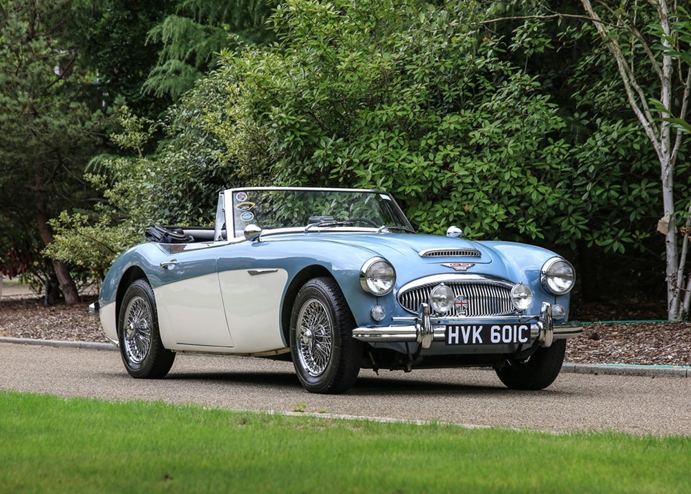 Lot 211 - 1965 Austin-Healey 3000 Mk. III BJ8