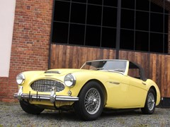 Navigate to Lot 292 - 1960 Austin Healey 3000 Mk. I BT7