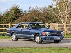 Navigate to Lot 223 - 1990 Mercedes-Benz 420 SEC