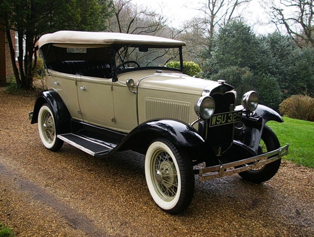 Lot 271 - 1930 12918 Model A Phaeton *Reserve lowered*