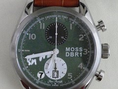 Navigate to Stirling Moss Aston Martin DBR1 wristwatch