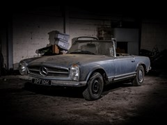 Navigate to Lot 287 - 1969 Mercedes-Benz 280SL Pagoda *WITHDRAWN*