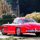 REF 28 Mercedes-Benz 300SL Gullwing -