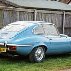 REF 49 1971 Jaguar E Type Series III Coupe -