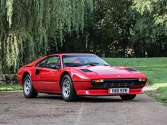 Navigate to Lot 118 - 1981 Ferrari 208 GTB