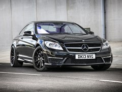 Navigate to Lot 199 - 2013 Mercedes-Benz CL63 AMG