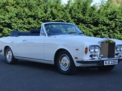 Navigate to Lot 175 - 1969  Rolls-Royce Drophead Coupé by Mulliner Park Ward Ex-Gordon Mills