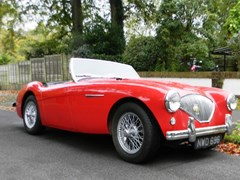 Navigate to Lot 212 - 1953 Austin-Healey BN1 (upgraded to M-Specification)