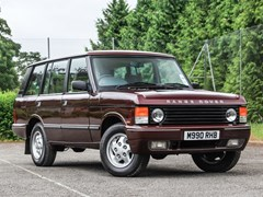 Navigate to Lot 351 - 1994 Range Rover Classic LSE