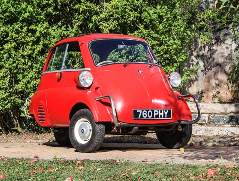 Lot 136 - 1962 BMW Isetta 300