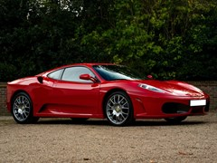 Navigate to Lot 210 - 2006 Ferrari F430