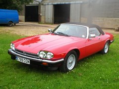 Navigate to Lot 286 - 1987 12947 XJS Convertible