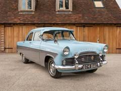 Navigate to Lot 121 - 1957 Ford Zodiac Mk. II