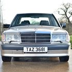 Ref 72 1989 Mercedes Benz 190E 25 V16 Cosworth -