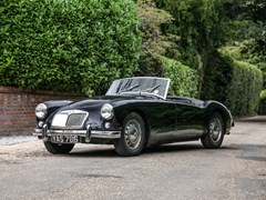 Navigate to Lot 152 - 1959 MG A Roadster 1500