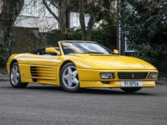 Navigate to Lot 153 - 1994 Ferrari 348 Spider
