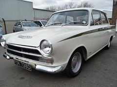 Navigate to Lot 238 - 1966 Ford Lotus Cortina Mk. I